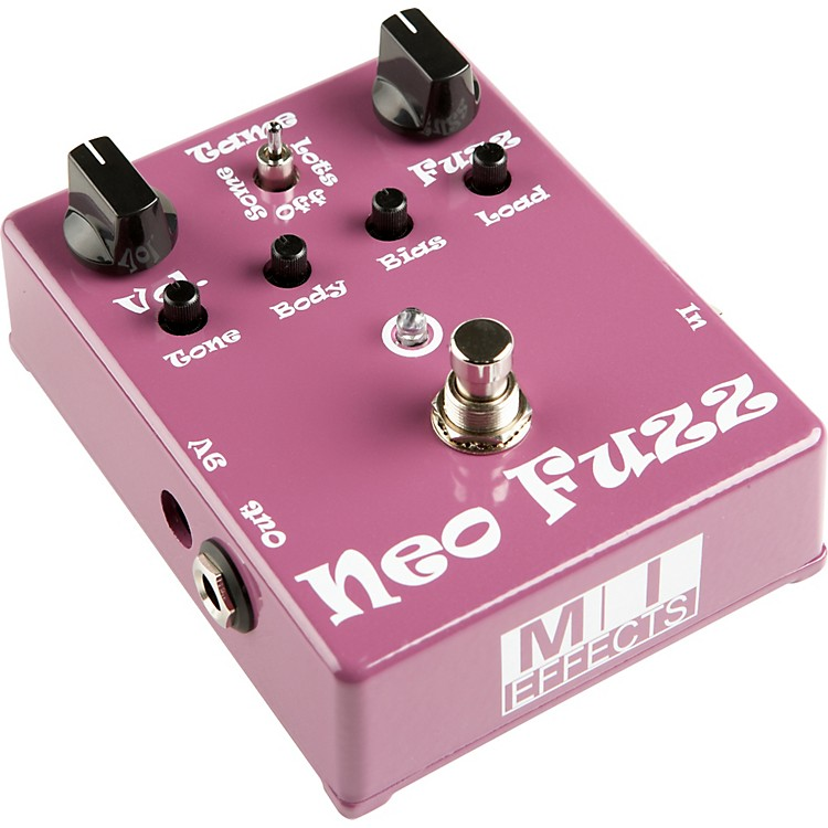 MI Audio Neo Fuzz v.2 Guitar Effects Pedal