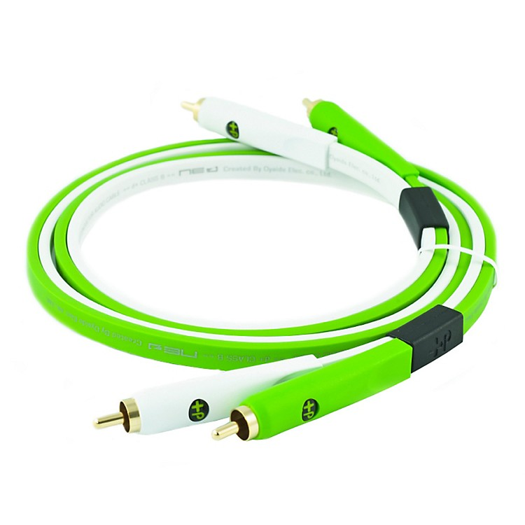 OyaideNeo d+ Series Class B RCA Cable2M
