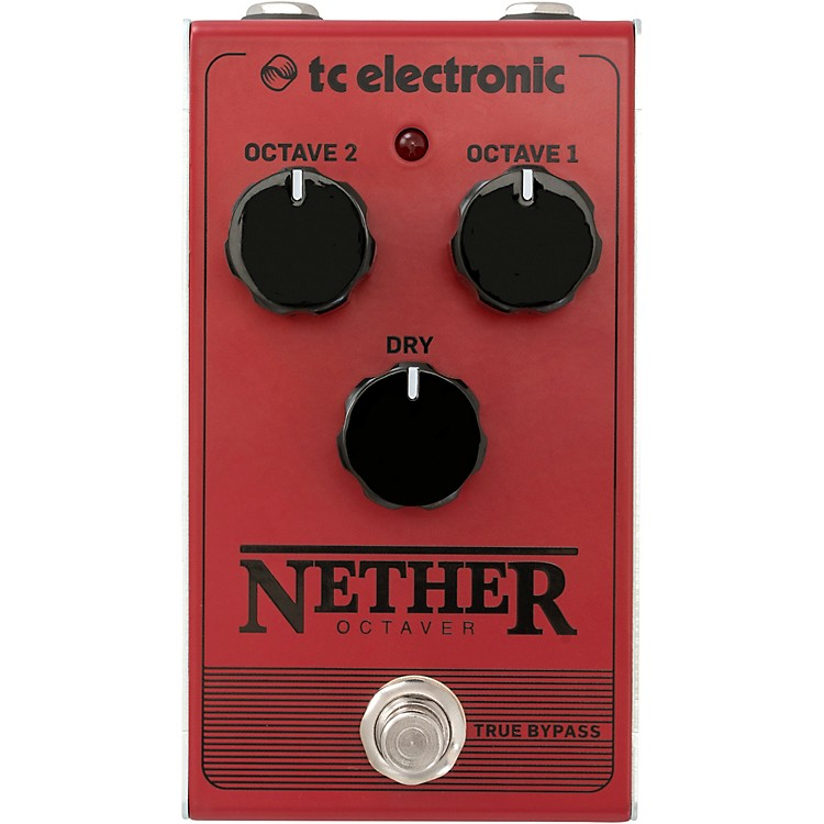 TC ElectronicNether Octaver Effects Pedal