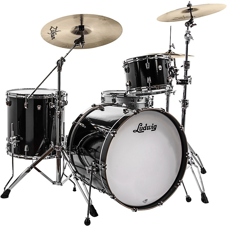 LudwigNeusonic 3-Piece Shell Pack with 22