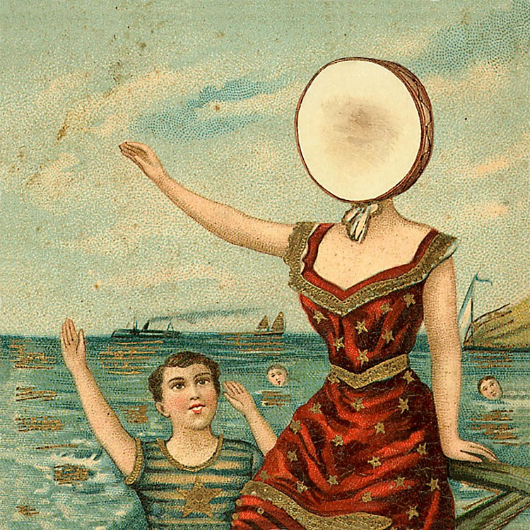 WEANeutral Milk Hotel - In The Aeroplane Over The Sea