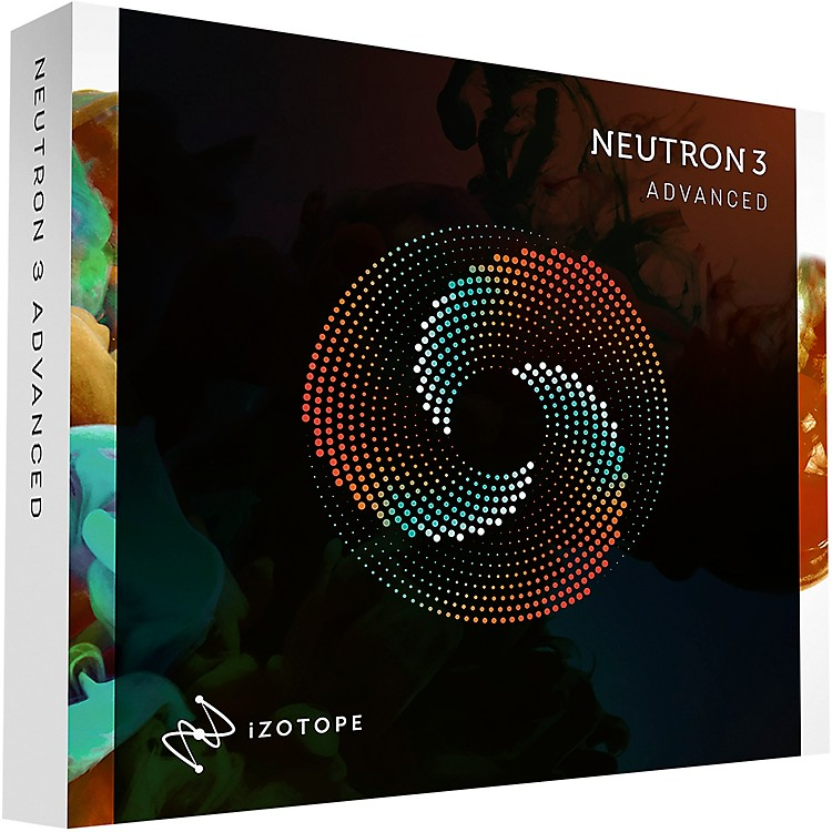 iZotope Neutron 3 Advanced: Upgrade from Neutron 1-2 Standard