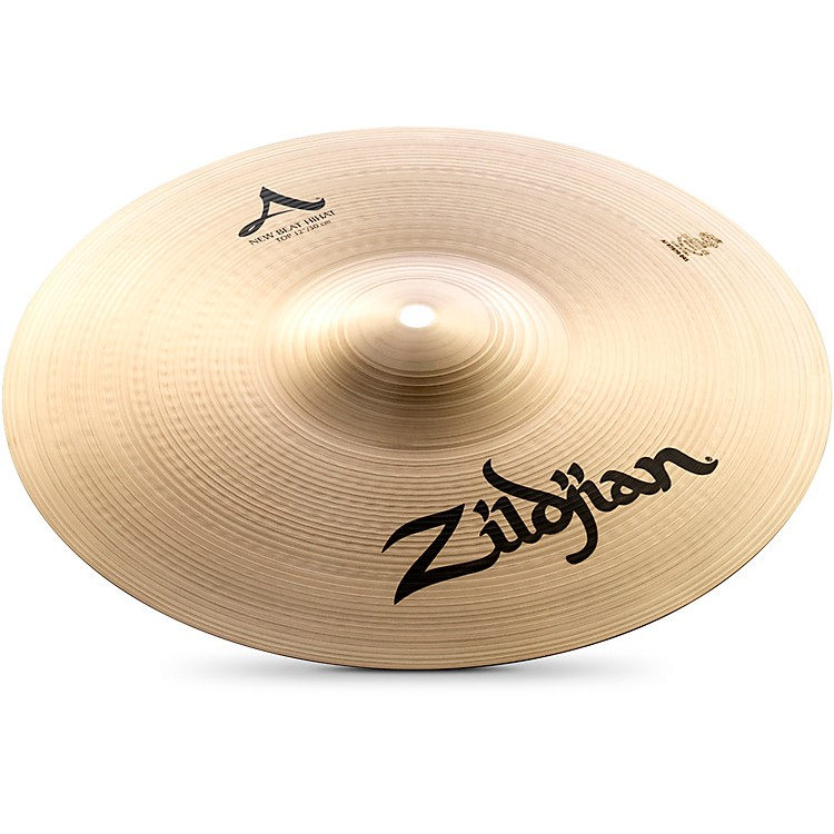 Zildjian New Beat Hi-Hats 12 in. Pair
