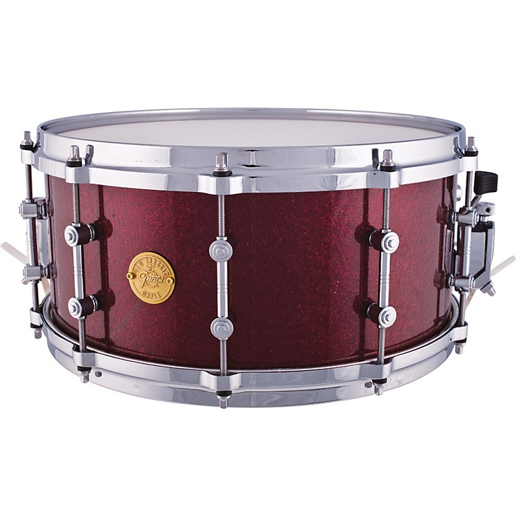 Gretsch DrumsNew Classic Snare DrumIvory Marine Pearl6.5x14