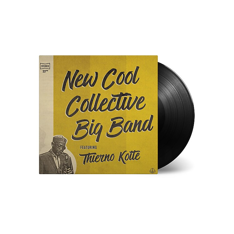 AllianceNew Cool Collective Big Band - New Cool Collective Big Band Feat. Thierno Koite