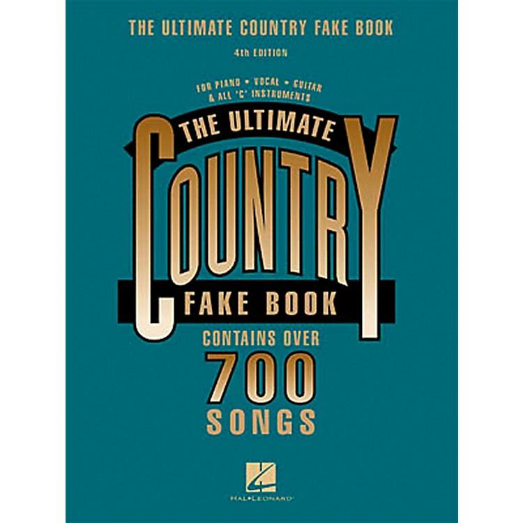 Hal LeonardNew Country Fake Book