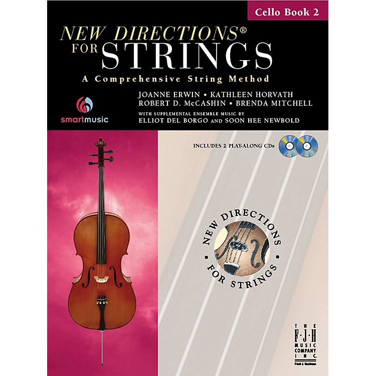 FJH MusicNew Directions For Strings, Cello Book 2
