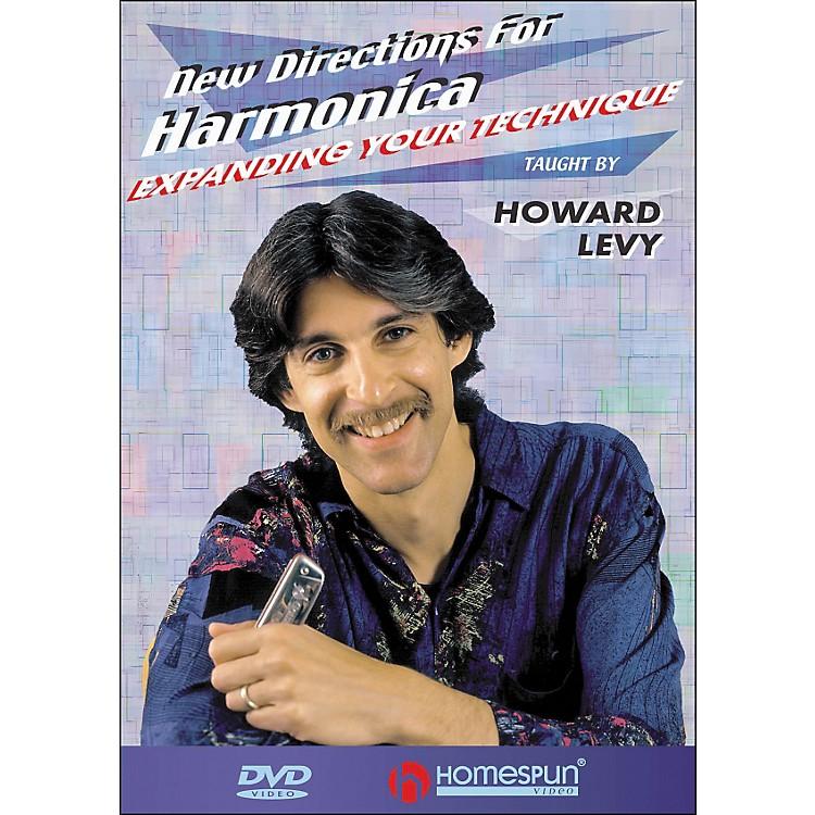 HomespunNew Directions for Harmonica DVD