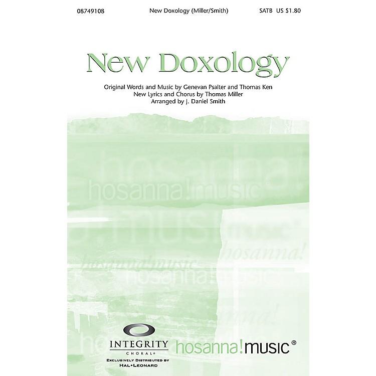 Integrity MusicNew Doxology SATB Arranged by J. Daniel Smith