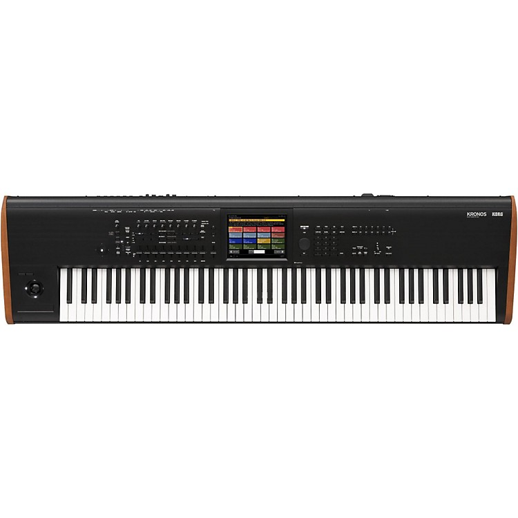 Korg New Kronos 88-Key Music Workstation  888365857374