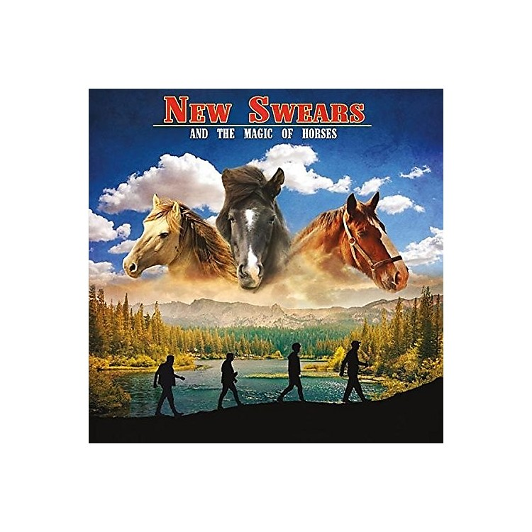 AllianceNew Swears - And The Magic Of Horses
