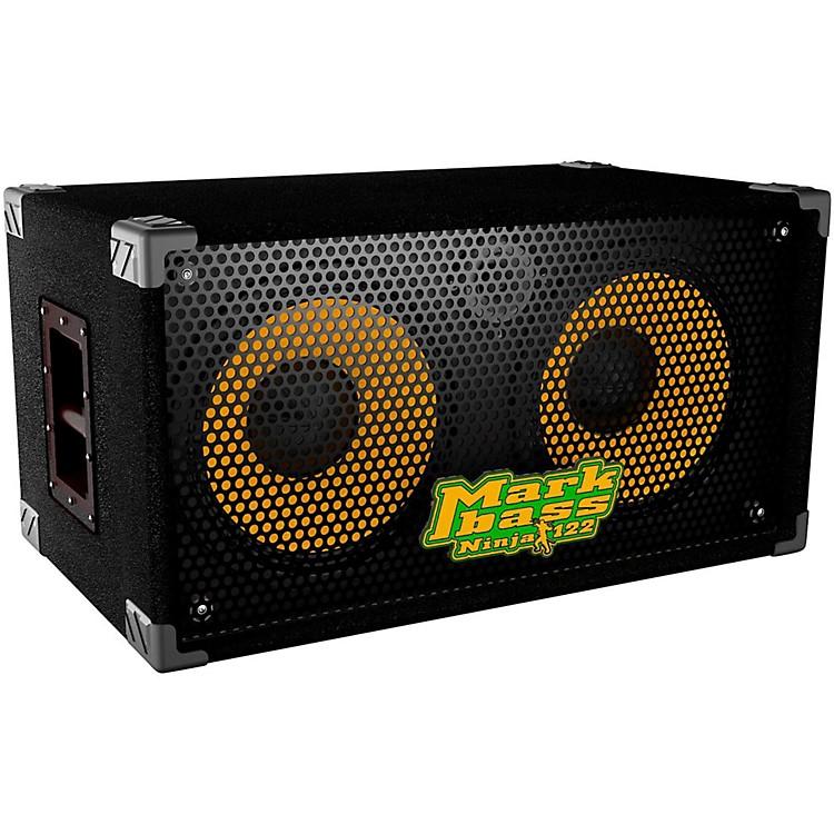 MarkbassNew York 122 Ninja 2x12 Richard Bona Signature Bass Speaker CabinetBlack