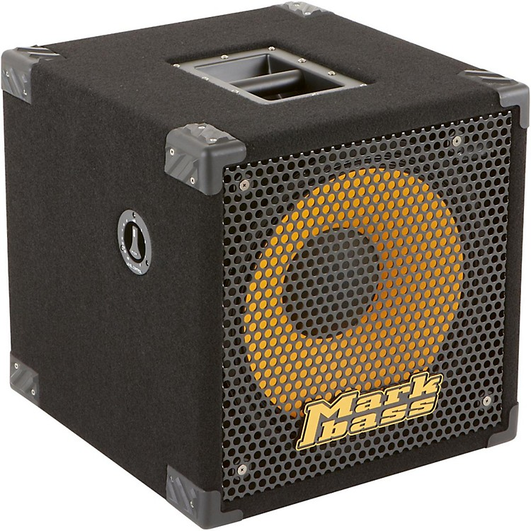 Markbass New York 151 Bass Speaker Cabinet Black 8 Ohms