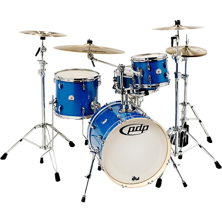 PDP by DW New Yorker 4-Piece Shell Pack Sapphire