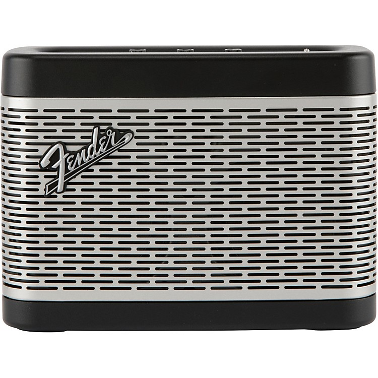 Fender Newport 30W Wireless Bluetooth Portable Speaker Black
