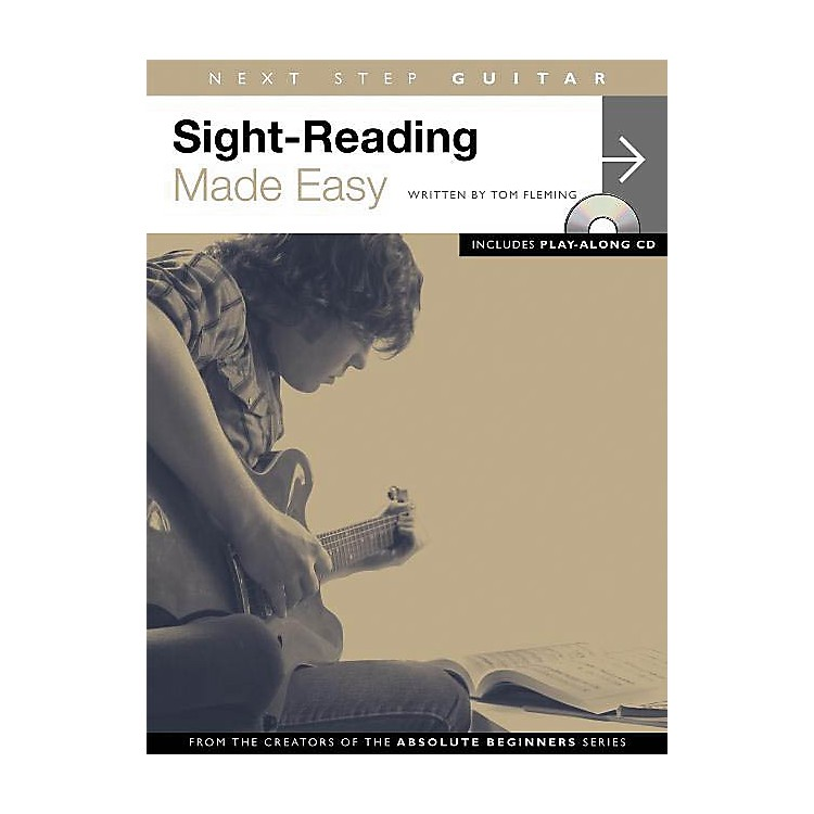 Music SalesNext Step Guitar - Sight-Reading Made Easy Music Sales America Series Softcover with CD by Tom Fleming