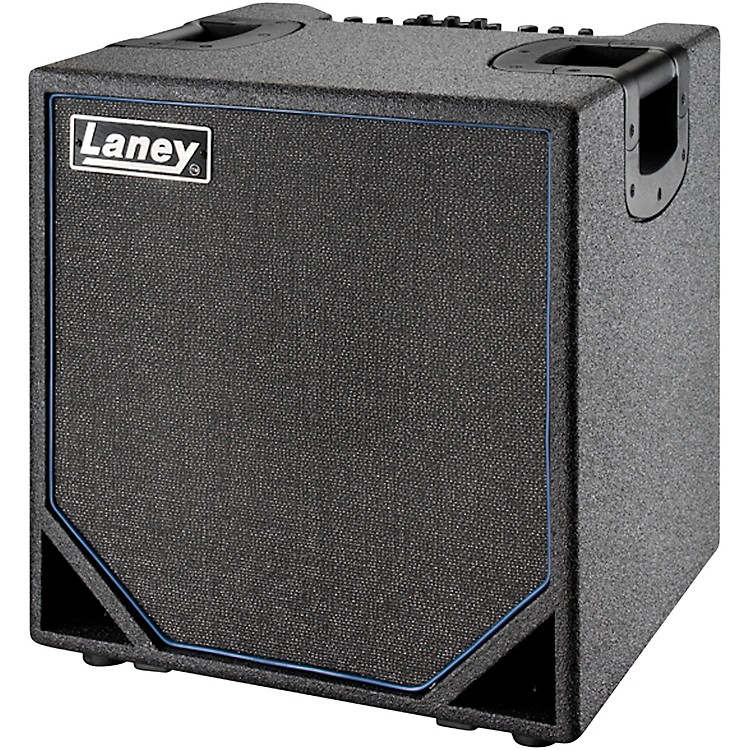 Laney Nexus SLS-112 500W 1x12 Bass Combo Amp Black and Blue