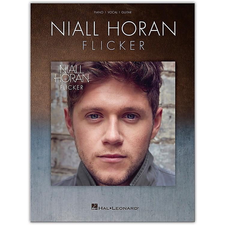 Hal LeonardNiall Horan - Flicker Piano/Vocal/Guitar Songbook