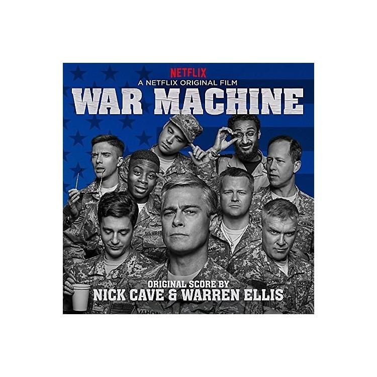 AllianceNick Cave & Warren Ellis - War Machine (Netflix Original Film) Soundtrack