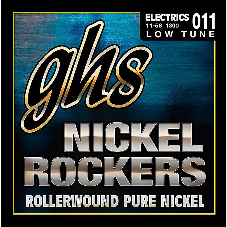 GHSNickel Rockers Lo Tune SRV Set