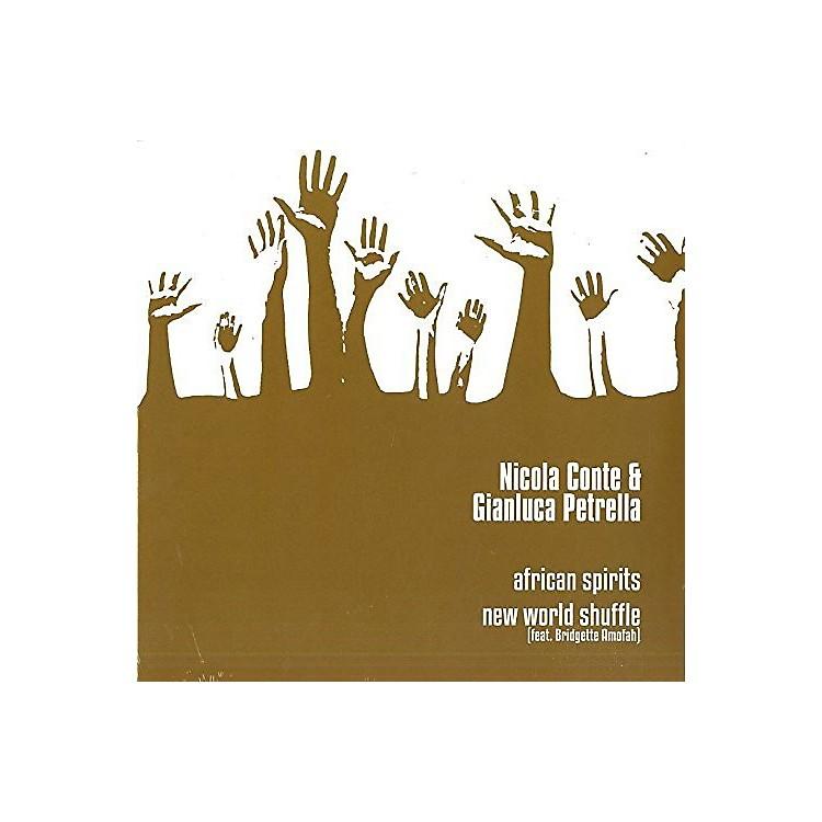 AllianceNicola Conte - African Spirits / New World Shuffle