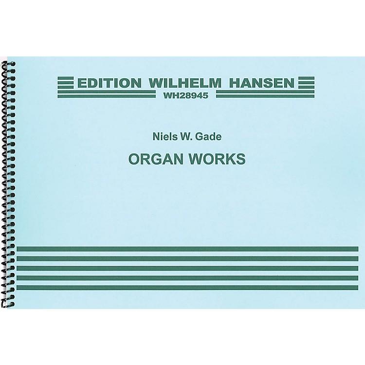 Music SalesNiels Gade: Organ Works Music Sales America Series