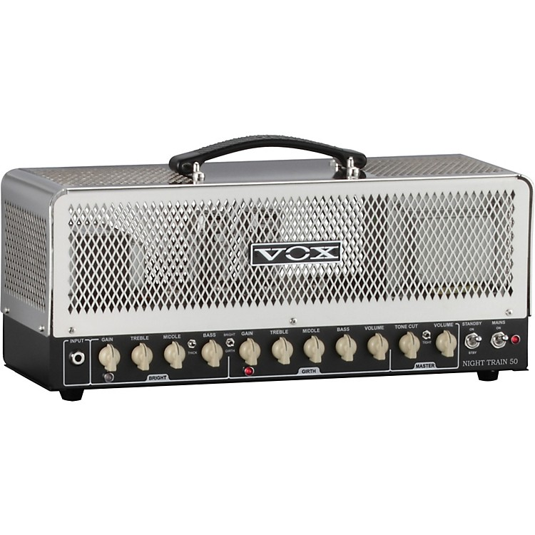 Vox Night Train 50 NT50H 50W Tube Guitar Amp Head