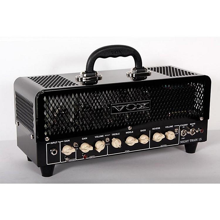 VoxNight Train G2 15W Tube Guitar HeadBlack888365853048
