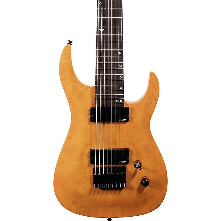 LegatorNinja Performance 8 Purpleheart Fingberboard Electric GuitarPastel Pink