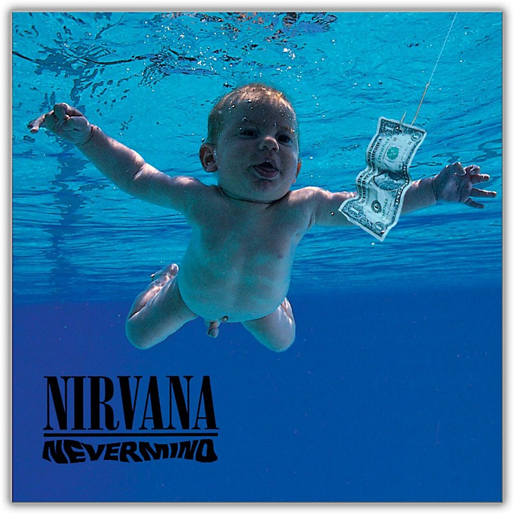 Universal Music Group Nirvana - Nevermind Vinyl LP