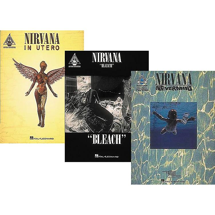 Hal LeonardNirvana Complete Guitar Tab Library
