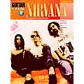 Hal Leonard Nirvana Guitar Play-Along Series Volume 78 (Book/CD)