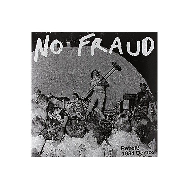 Alliance No Fraud - Revolt: 1984 Demos