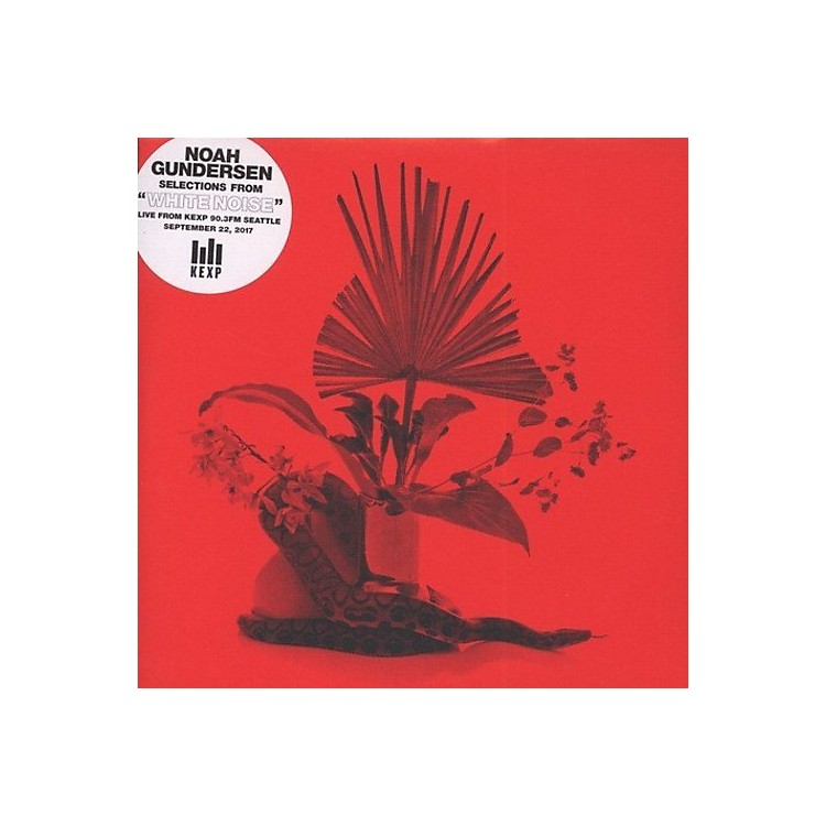 AllianceNoah Gundersen - Selections From White Noise Live From Kexp 90.3 FM - September 22