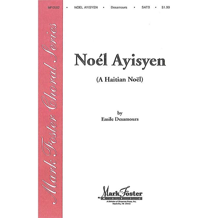 Shawnee PressNoel Ayisyen SATB composed by Emile Desamours