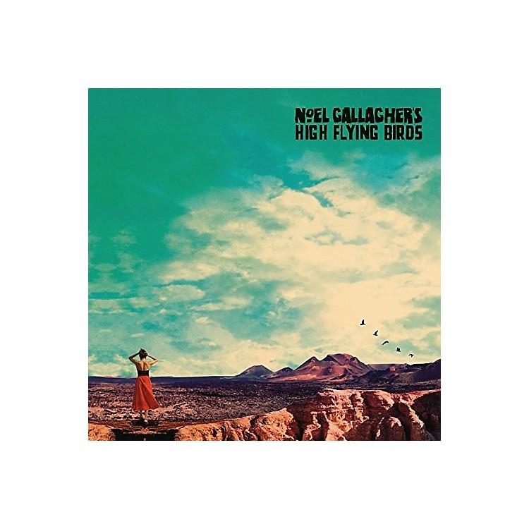AllianceNoel ( High Flying Birds ) Gallagher - Who Built The Moon?