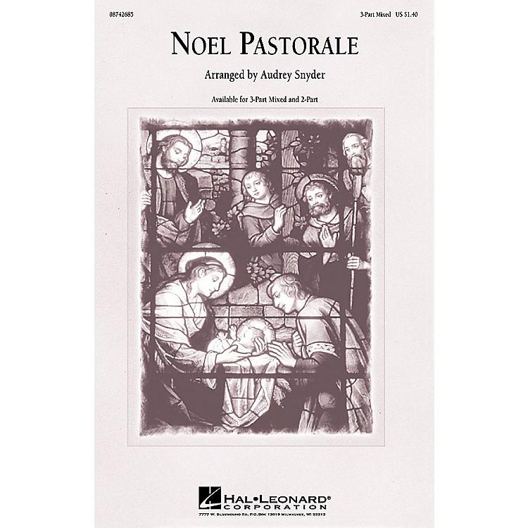 Hal LeonardNoel Pastorale 2-Part Arranged by Audrey Snyder