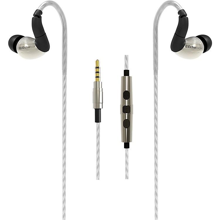 Echobox AudioNomad Hi-Res In-Ear Gaming Earphone - iPhone Microphone Edition