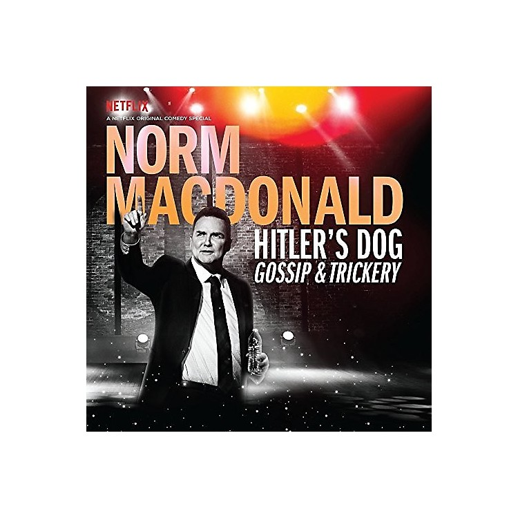 AllianceNorm MacDonald - Hitler's Dog, Gossip And Trickery