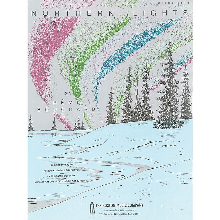 Music SalesNorthern Lights Music Sales America Series