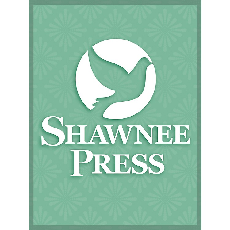 Shawnee PressNot a Word Did He Speak SATB Composed by John Parker