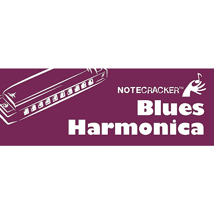Music Sales Notecracker: Blues Harmonica Music Sales America Series Softcover