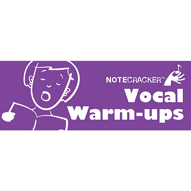 Music SalesNotecracker: Vocal Warmups Music Sales America Series Softcover Edited by Various