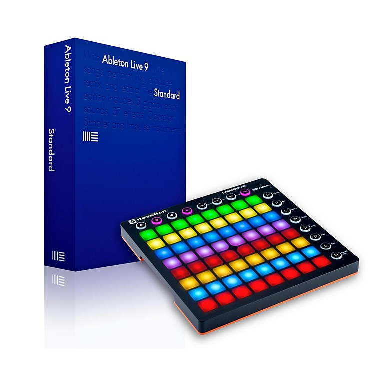 Novation Novation Launchpad RGB with Ableton Live 9.5 Standard