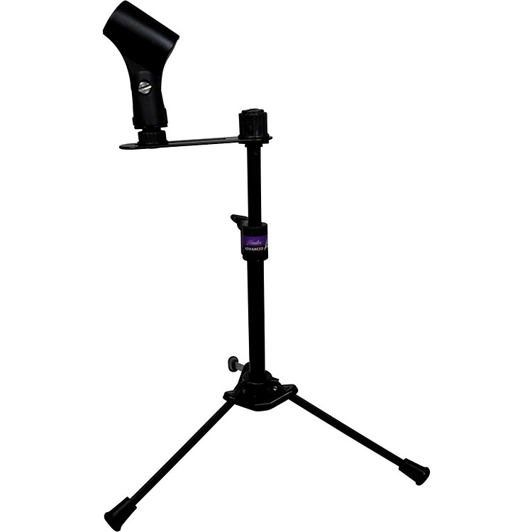 Hamilton Nu Era Tabletop Stand with Offset Adapter, Clip and Bag Black