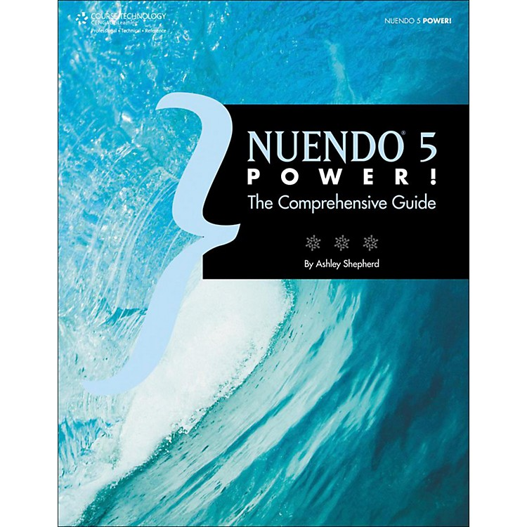 Cengage LearningNuendo 5 Power The Comprehensive Guide