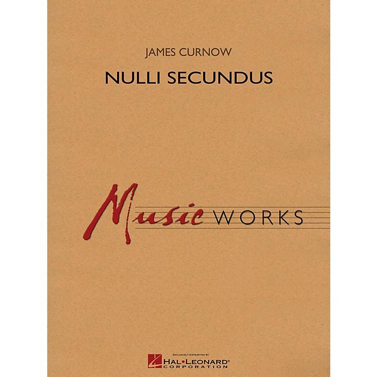 Hal LeonardNulli Secundus MusicWorks Concert Band Grade 5