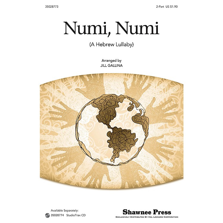 Shawnee PressNumi, Numi 2-Part arranged by Jill Gallina