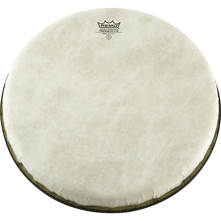 Remo Nuskyn S-Series Djembe Synthetic Drumhead  13 IN