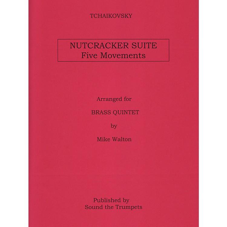 Theodore PresserNutcracker Suite, Five Movements for Brass Quintet